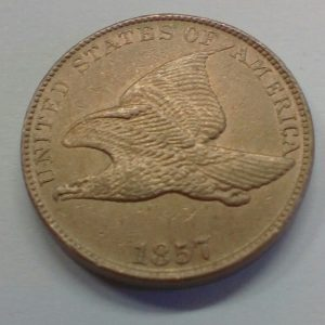 Flying Eagle and Indian Cents
